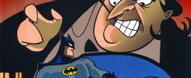 Review VF - Batman Aventures Tome 1 1