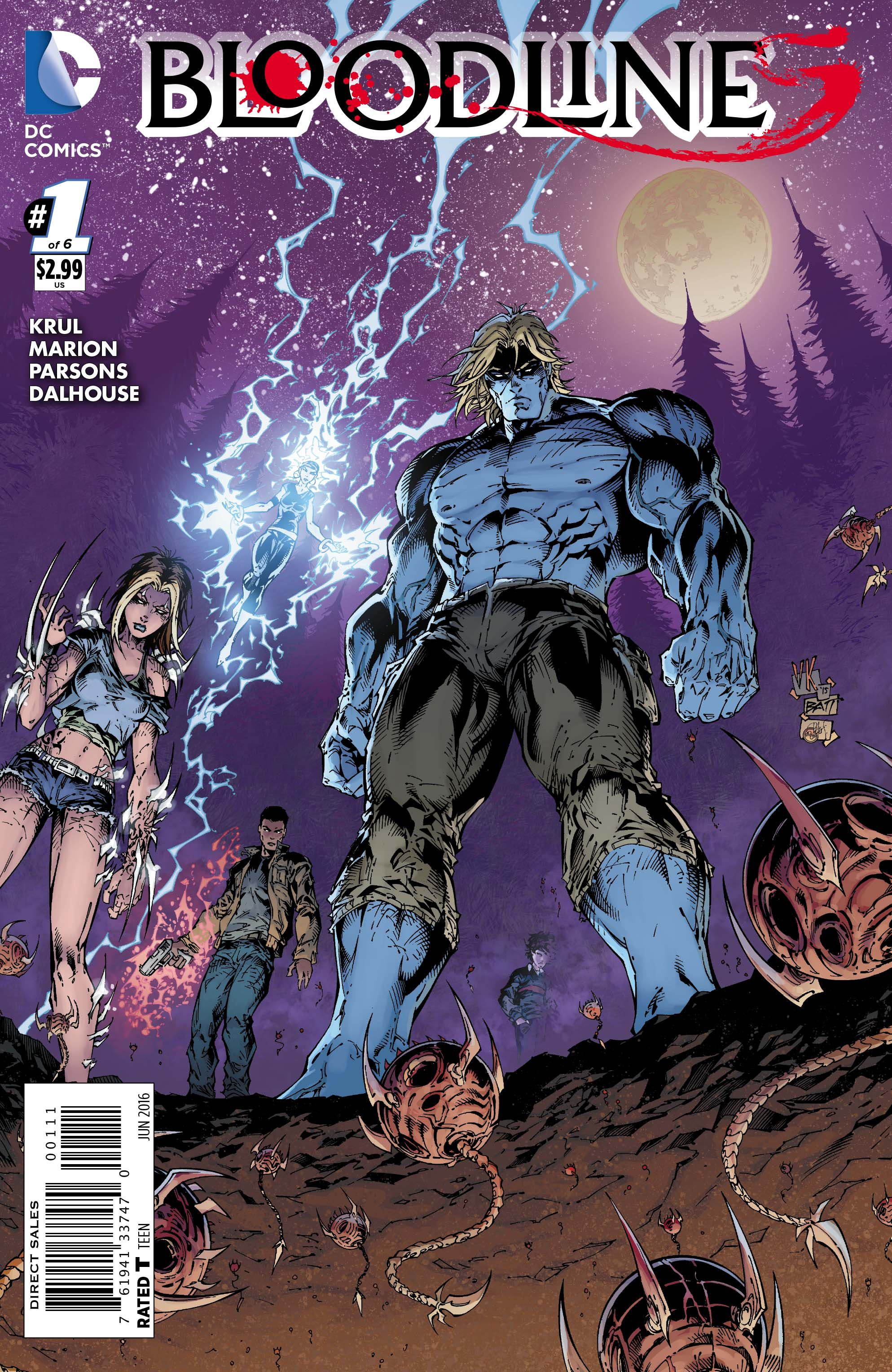 Review Bloodlines #1