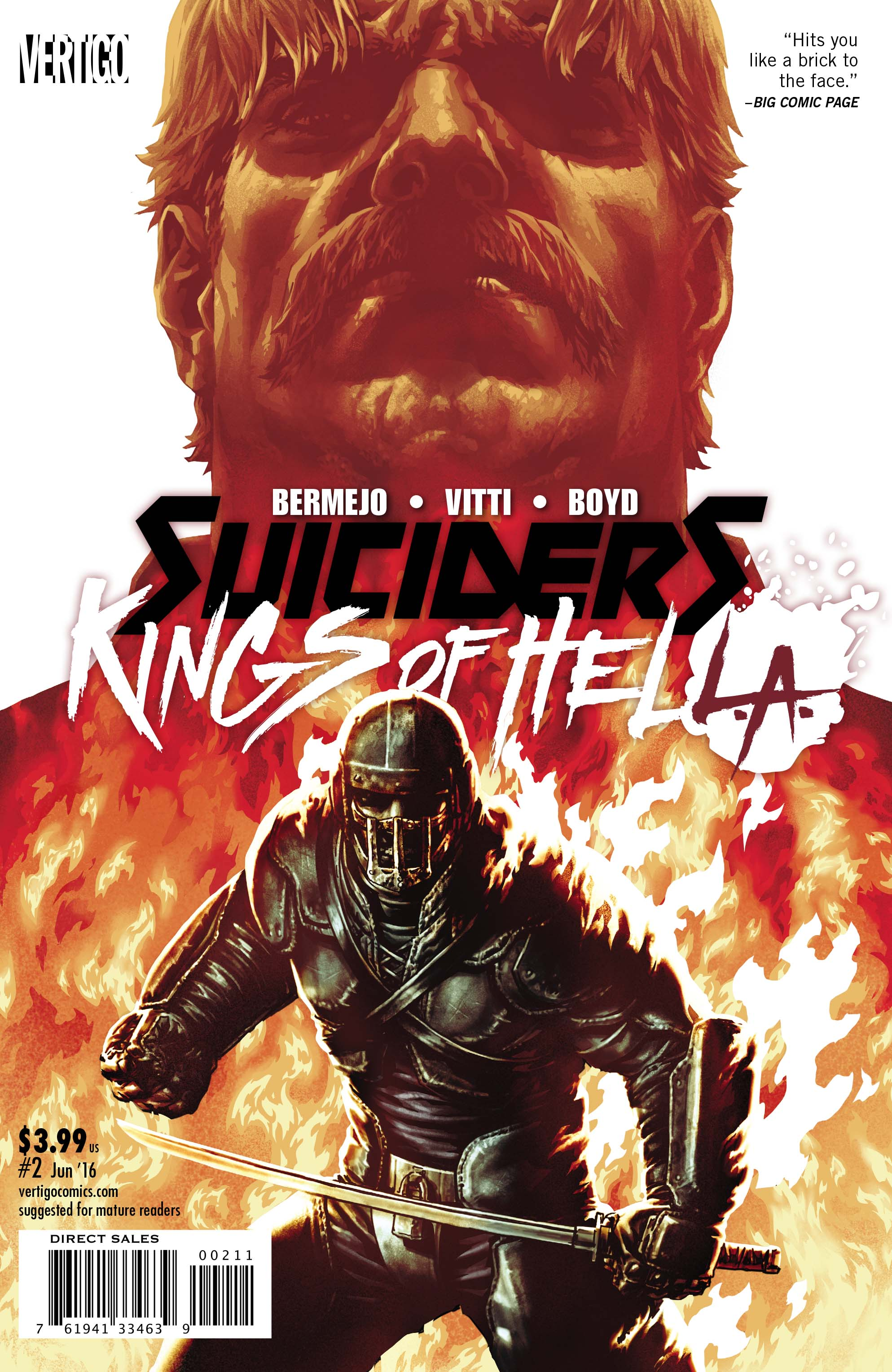 Preview Suiciders : Kings of Hell.A. #2