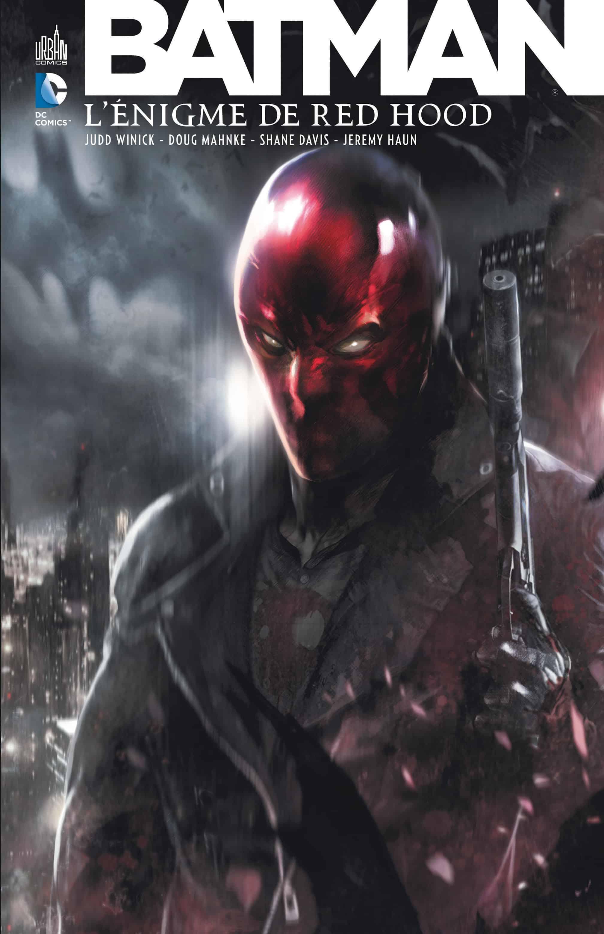 Review vf batman l 39 nigme de red hood - Comics dessin ...