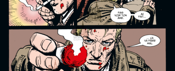 Review VF - Garth Ennis présente Hellblazer Tome 3 1