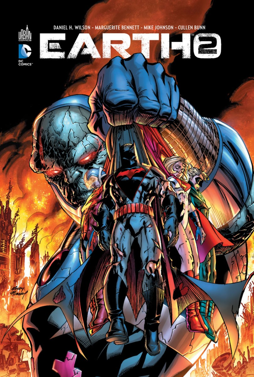 Preview Earth 2 Tome 5