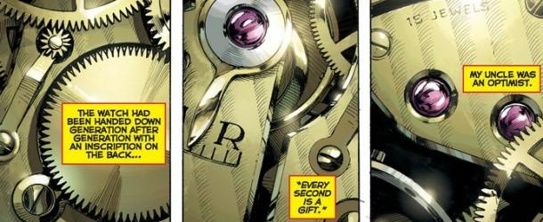 Review DC Universe : Rebirth #1