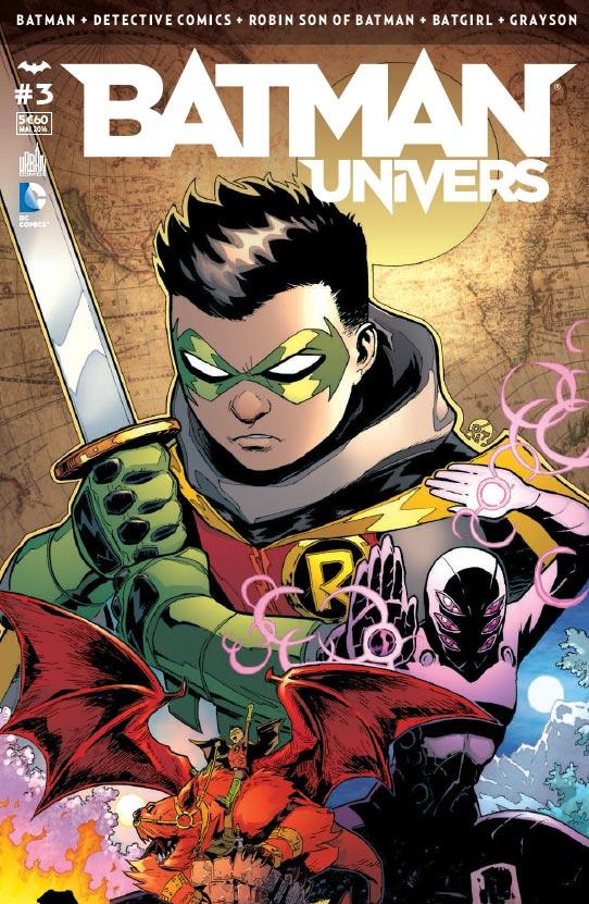 crititque batman univers #3