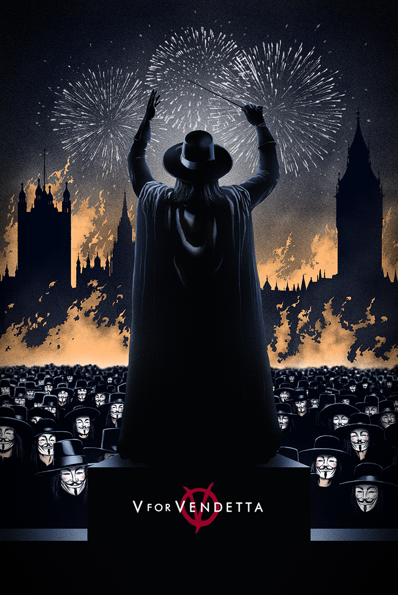 review v for vendetta Essays research papers - review of film v for vendetta.