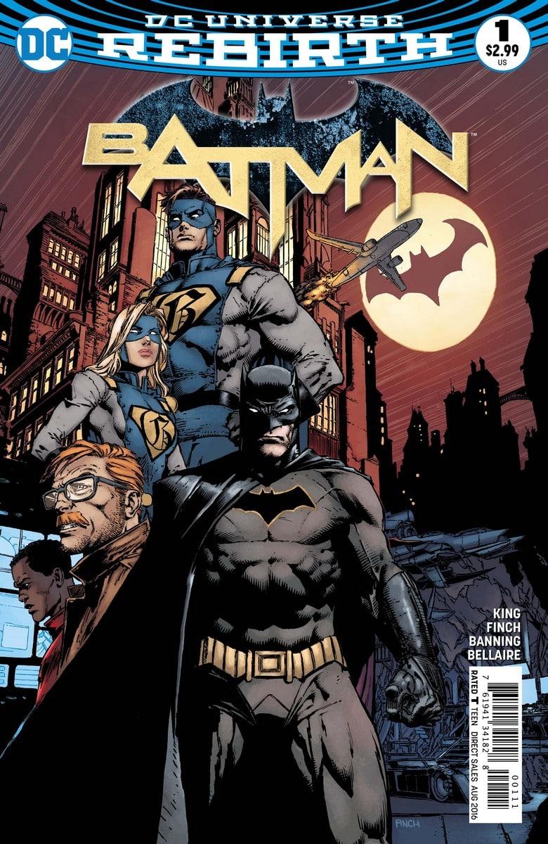 Preview Batman #1