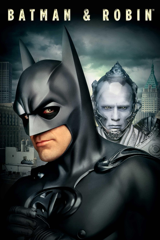 De nouveaux posters pour les films batman de tim burton et joel schumacher - Image de batman et robin ...