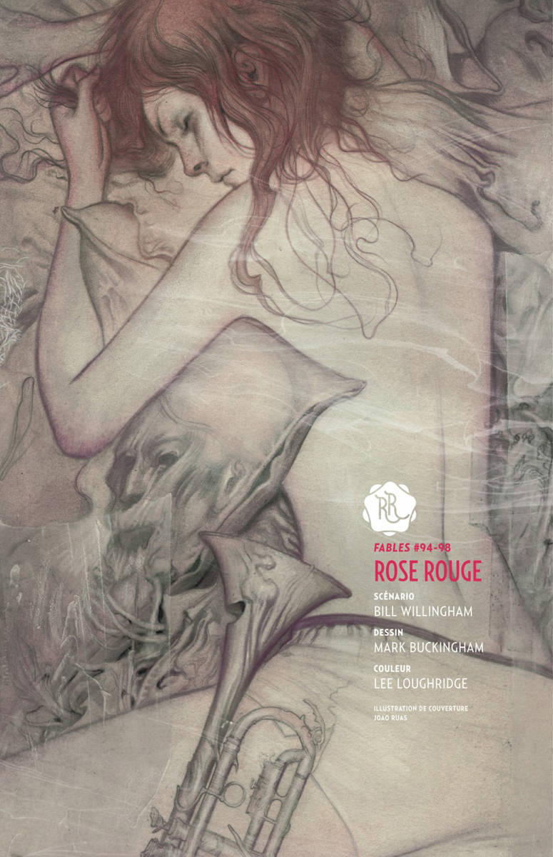 Review VF - Fables Tome 16 : Rose Rouge 1