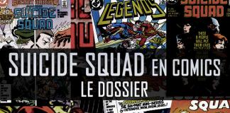 Suicide Squad en comics