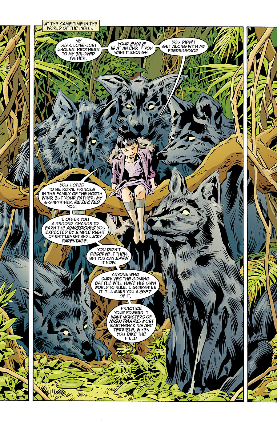 Review Fables Tome 22
