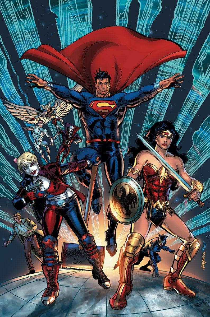 DC met à l'honneur son atelier DC Talent Development avec l'anthologie New Talent Showcase 1