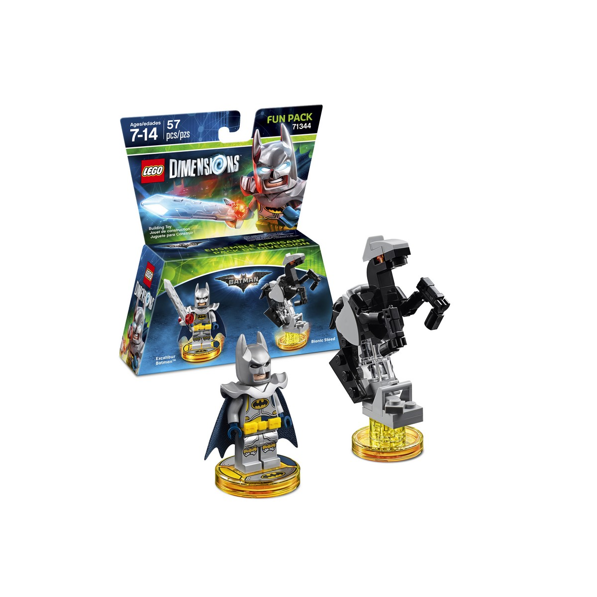 The lego batman movie et excalibur batman rejoignent lego dimensions - Jeux lego batman gratuit ...