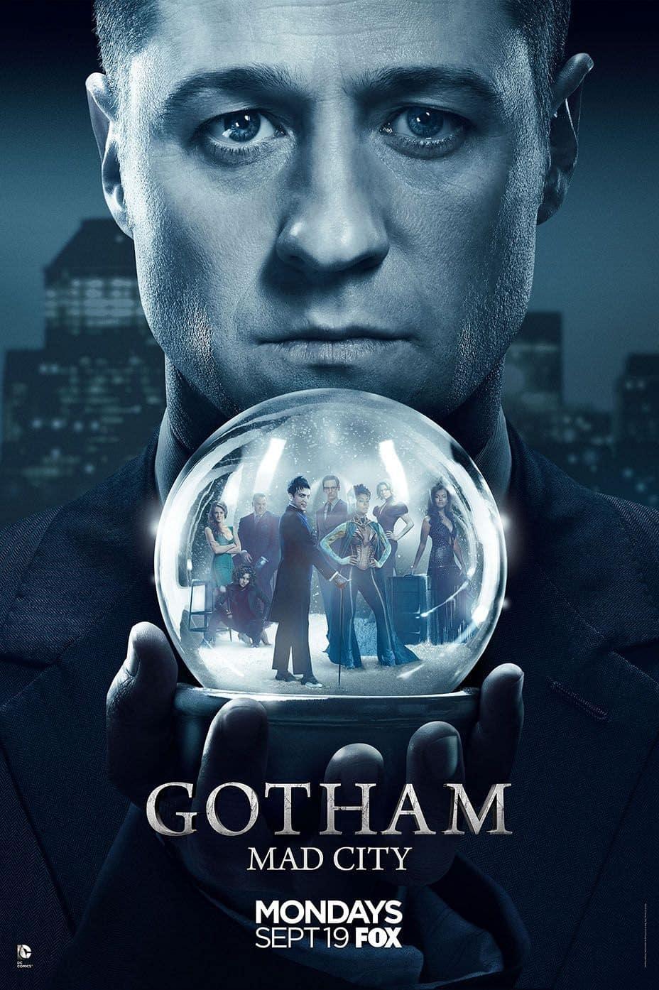 review GOTHAM S03E08