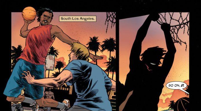 Review Vigilante : Southland #1