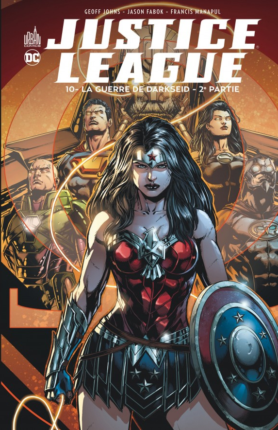 Review VF - Justice League Tome 10 | DC Planet