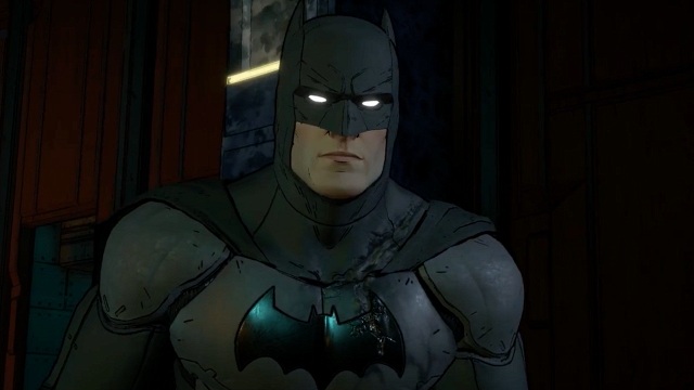 Test - Batman : The Telltale Series Episode #4 2
