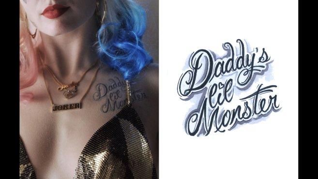 Un meilleur aperçu des tatouages de Harley Quinn dans Suicide Squad 4