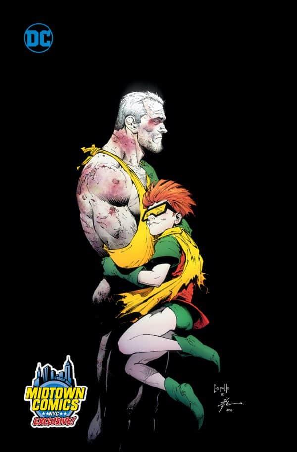 Greg capullo signe un nouveau contrat avec dc comics - Signe de superman ...