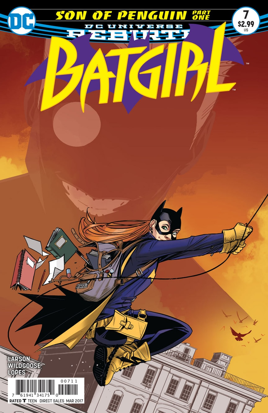 Preview Batgirl #7