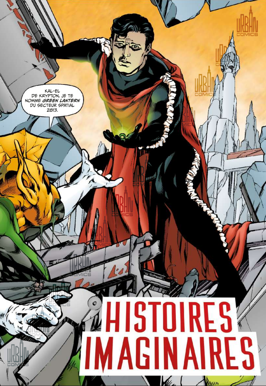 Review VF - Justice League of America tome 1 : Le nouvel ordre mondial 3
