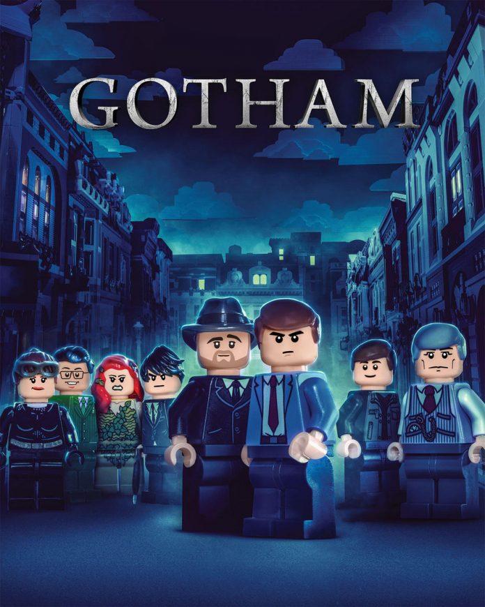 Une nouvelle promo mélange Lego Batman et les séries tv DC ...