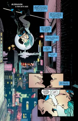 Preview VO - Nightwing #16 7