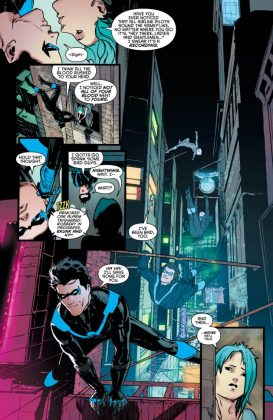 Preview VO - Nightwing #16 6