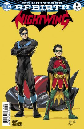 Preview VO - Nightwing #16 2