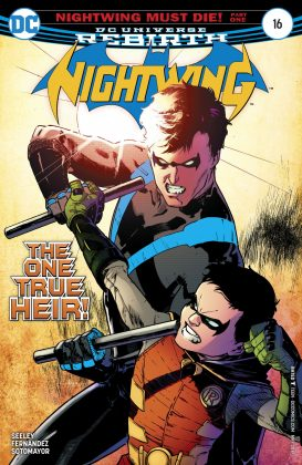 Preview VO - Nightwing #16 1