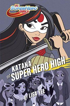 Un cinquième Graphic Novel pour les DC Super Hero Girls 1