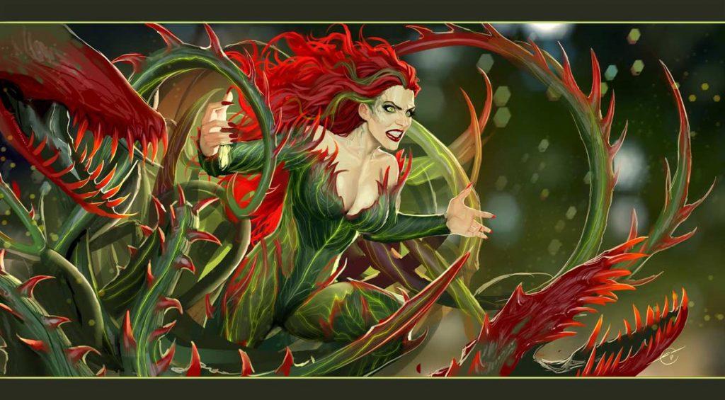 Bridget Regan sera Poison Ivy dans la saison 3 de Batwoman 27