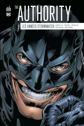 Preview VF - The Authority : Les Années Stormwatch tome 2 1