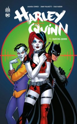 Preview VF - Harley Quinn tome 5 1
