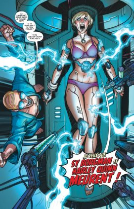 Preview VF - Harley Quinn tome 5 7