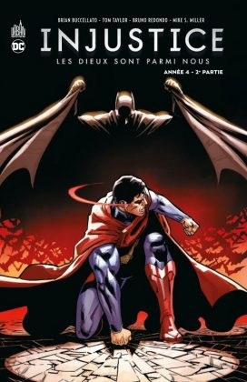 Preview VF - Injustice tome 8 1