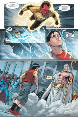 Preview VF - Injustice tome 8 4