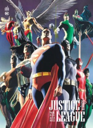 Preview VF - Justice League Icônes 1