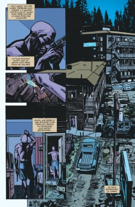 Preview VF - Scalped Intégrale Tome 2 7