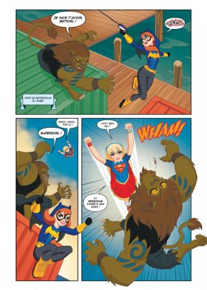 Preview VF - DC Super Hero Girls tome 2 2