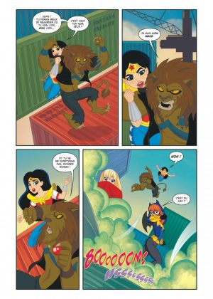 Preview VF - DC Super Hero Girls tome 2 3
