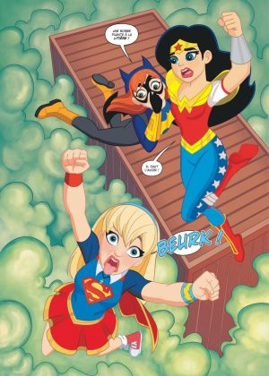 Preview VF - DC Super Hero Girls tome 2 4