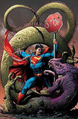 Une trentaine de variant covers DC Comics pour juin 1