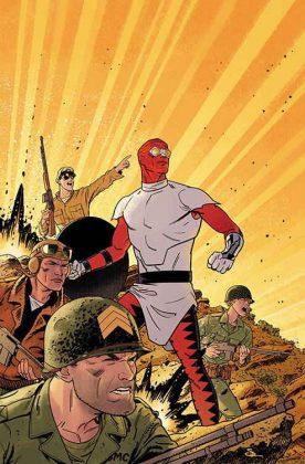 Une trentaine de variant covers DC Comics pour juin 7