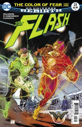 Preview VO - The Flash #23 1