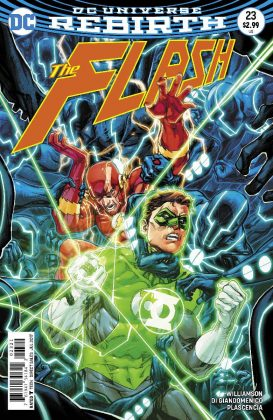 Preview VO - The Flash #23 2