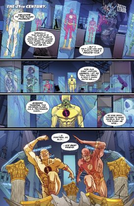 Preview VO - The Flash #23 3