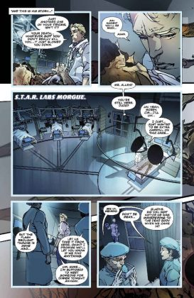 Preview VO - The Flash #23 4