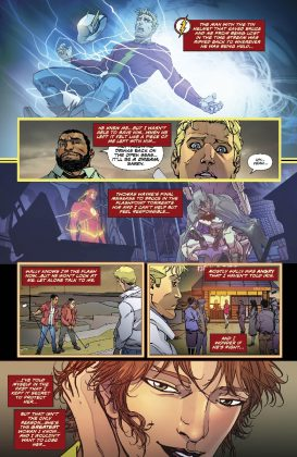 Preview VO - The Flash #23 7