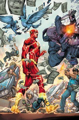 Une trentaine de variant covers DC Comics pour juin 12