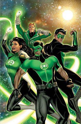 Une trentaine de variant covers DC Comics pour juin 13